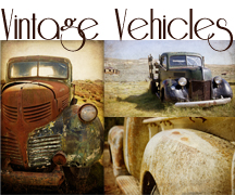 Vintage Vehicles Gallery