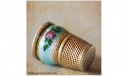Heirloom Thimble ©2011 Jessica Rogers Photography
