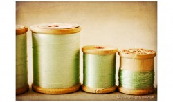 Vintage Thread ©2011 Jessica Rogers Photography